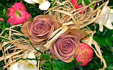 Работа флористом без опыта в спб